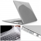 Mrnorthjoe-3-in-1-for-MACBOOK-AIR-133-Translucent-Grey