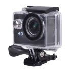 "EOSCN HD Waterproof 5.0MP Wide Angle Sports Camera w/ 2.0"" LCD - Black"