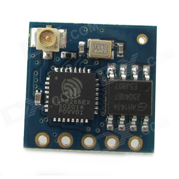 ESP-05 ESP8266 Uart Serial to Wi-Fi Module for Arduino, Raspberry Pi