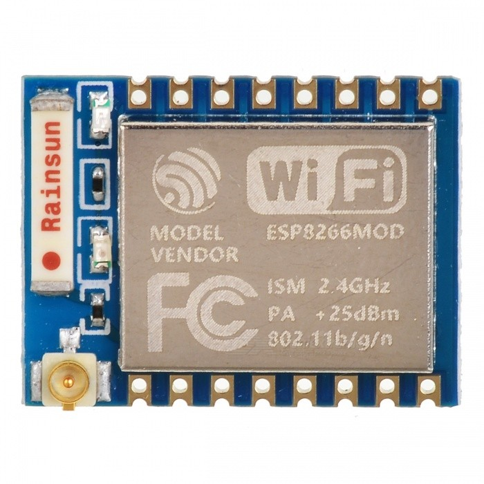 Buy ESP-07 ESP8266 Uart Serial to Wi-Fi Module for Arduino, Raspberry Pi with Litecoins with Free Shipping on Gipsybee.com