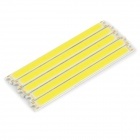 JRLED 5W COB LED Light Modules Cold White Light 400lm (12~14V / 5PCS)
