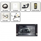 Joyous Android 4.4 Car DVD Player for NISSAN QASHQAI / X-TRAIL - Black