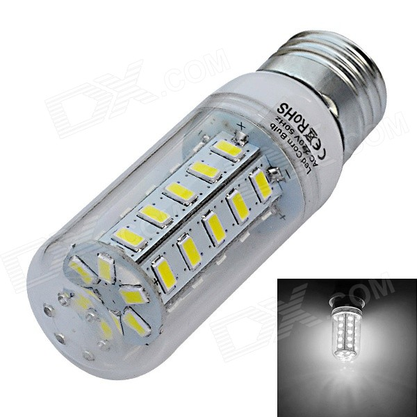 JIAWEN E27 7W LED Corn Lamp Cold White Light 800lm SMD 5730 (AC 220V)