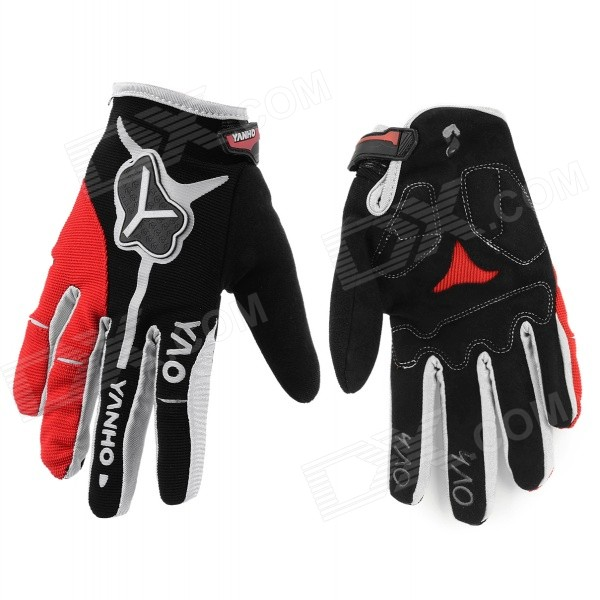 Yanho YAS366 Full-Finger Cycling Gloves -L