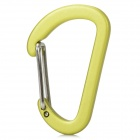 NatureHike 4cm Type-D Alloy Quick Release Buckle - Yellow