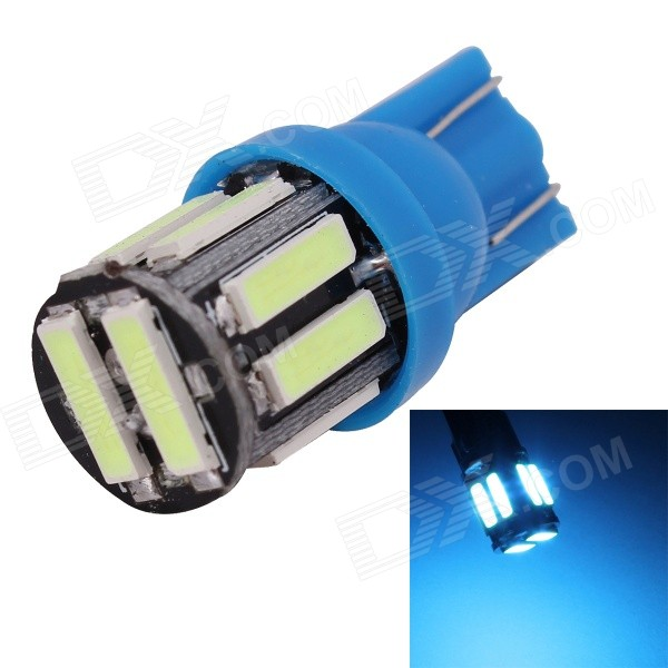 MZ T10 5W 495nm 400lm SMD 7020 Car Lamp (12V)