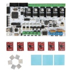 Geeetech-3D-Printer-Rumba-2b-A4988-Stepper-Driver2b-Heatsink-Kit-White