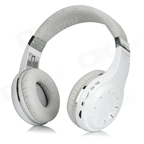 Bluedio H+ Bluetooth V4.1 Headband Headphone w/ FM / Mic / TF