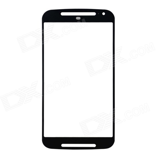 Buy Waterproof Electroplating Screen Cover for Motorola MOTO G2 - Black with Litecoins with Free Shipping on Gipsybee.com