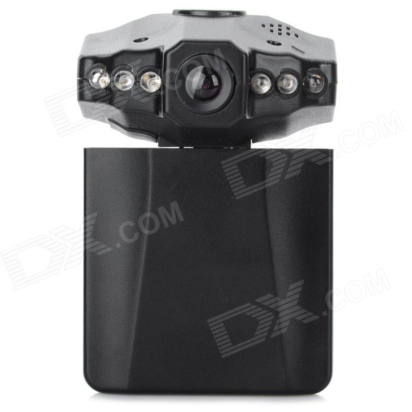 2.5quot TFT HD 720P 120quot Wide-Angle IR Night Vision Car DVR