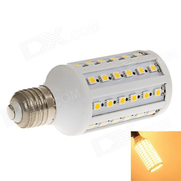 E27 10W 3000K 1000lm SMD 2835 Warm White Corn Lamp (220~240V)