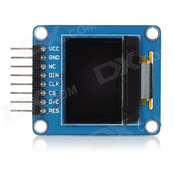 Waveshare-DIY-095-SSD1331-OLED-Screen-Display-Module-Blue