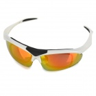 INBIKE-IG001-Red-REVO-Polarized-Goggles-w-Replacement-Lenses-White