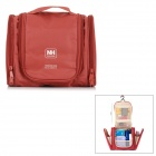 NatureHike-Travel-Toiletries-Makeup-Storage-Wash-Bag-Red