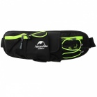 NatureHike Outdoor Sports Cycling Gadgets Storage Waist Bag - Black