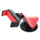 "CKQ-003 Car Mount for IPHONE 6/6 PLUS, 6"" Cellphone - Black + Red"