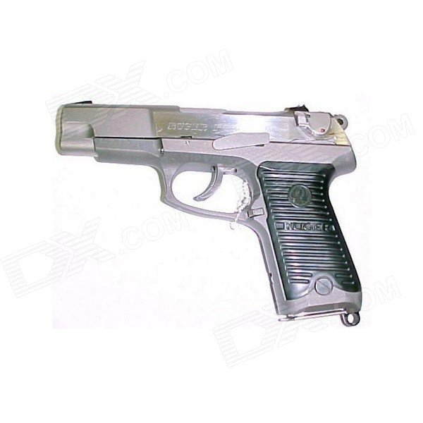 Buy Tokyo Marui KP85 Spring Pistol-Silver with Litecoins with Free Shipping on Gipsybee.com