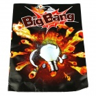 Magic Prop Magical Bag Big Bang - Transparent + Black