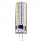 G4 6W 3000K 520lm SMD 3014 Lampe blanche chaude (200V / 5PCS)
