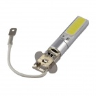 COB12W-H3245/W H3 12W 2-LED 2-Mode 600lm COB White Car Lamp (12V)