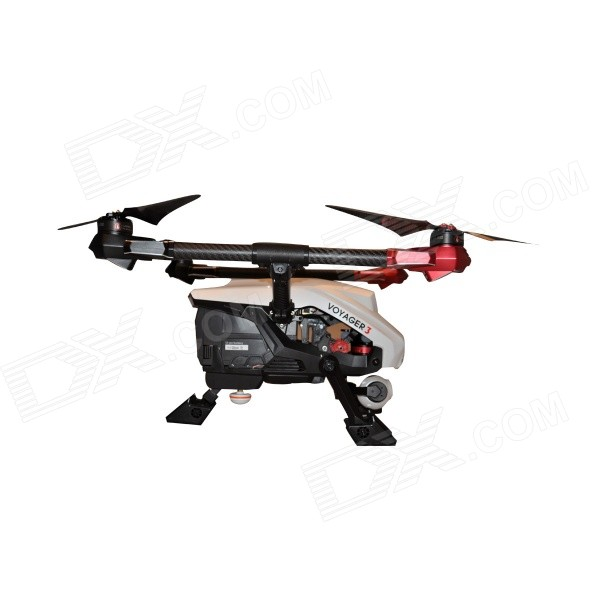 Helicopters - Walkera Quadcopter 3 w/ 2 0MP Camera RC Drone