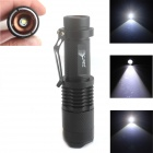 Zweihnder ME-32 500lm XM-L T6 LED 5-Mode White Zooming Flashlight