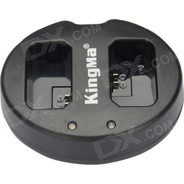Kingma BM015-EL14 Dual USB Charger for Nikon EN-EL14 Battery