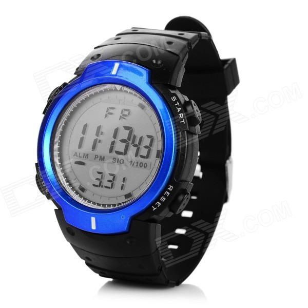 Men's Water-resistant Digital LED Watch