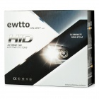 Ewtto ET-D1 H4 HL 35W 1000lm 8000K White HID Lighting System for Car