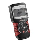 KONNWEI KW820 Multi Car Scanner OBD2 Code Reader - Black + Red