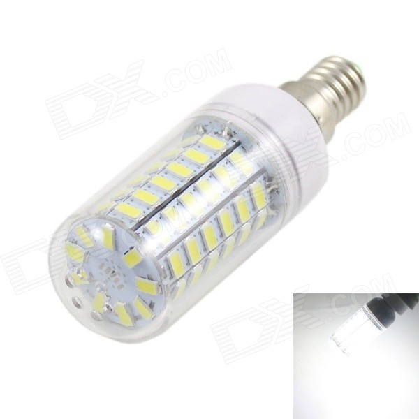KINFIRE E14 12W LED Corn Lamp Bulb Cold White Light 960lm (220~240V)