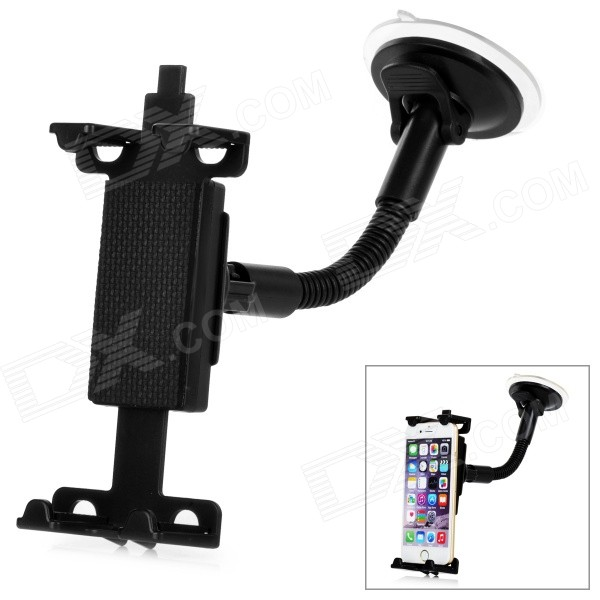 Rotaty Mount Stand + Suction Cup Base for CellPhone / Tablet - BlackMounts and Stands<br>Form  ColorBlackModelN/AMaterialPlasticQuantity1 DX.PCM.Model.AttributeModel.UnitCompatible Size5 inch,6 inch,7 inch,8 inch,7.85 inch,8.9 inch,9 inch,9.4 inch,10.1 inch,11.6 inchMount TypeDesktopMax. Load1000 DX.PCM.Model.AttributeModel.UnitAdjustable Height10~21cmRotation Degree360 DX.PCM.Model.AttributeModel.UnitOther FeaturesSuitable for 10~21cm cell phones and Tablets.Packing List1 x Cell phone mount1 x Suction cup stand<br>