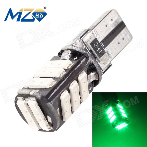 MZ T10 5.5W 660lm  11-SMD 7020 Canbus Error-Free LED Car Light