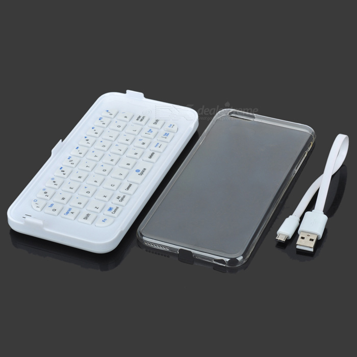 bluetooth for iphone 6 plus 49 key wireless bluetooth keyboard w stand for iphone 6 16739