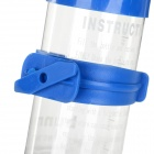 Outdoor Pet Hamster Automatic Waterers - Blue (80ML/125ML/250ML)