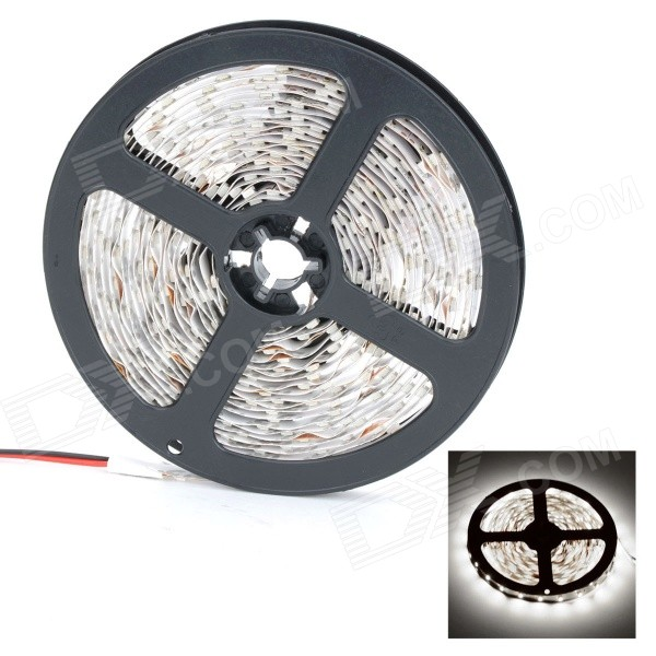 HML Wired 36W 300-SMD 3528 LED Soft Light Strip  (DC 12V)