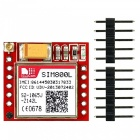 Módulo SIM800L red cuatribanda Mini GPRS GSM Breakout