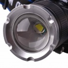 RichFire SF-652 3-Mode Zoomable White Head Lamp (2*18650)