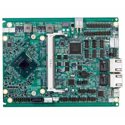 """3.5"""" Motherboard with E38xx/J1900 System on Chip (SoC) PCM-B352"""