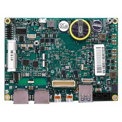 """Ultra Small (SoC) PCM-B251 2.5"""" Board with E38XX System on Chip"""