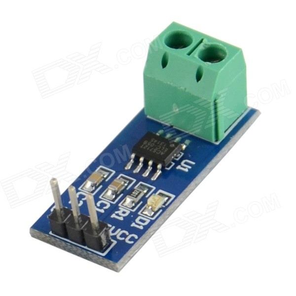 Buy ACS712 5A Current Sensor Module for Arduino - Blue with Litecoins with Free Shipping on Gipsybee.com