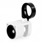 3-in-1 Wide Angle + Fish Eye + Macro Camera Lens for IPHONE 6 PLUS - White