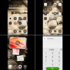 Z6 Android 4.4.2 Phone w/ 512MB RAM, 4GB ROM - Champagne + Black