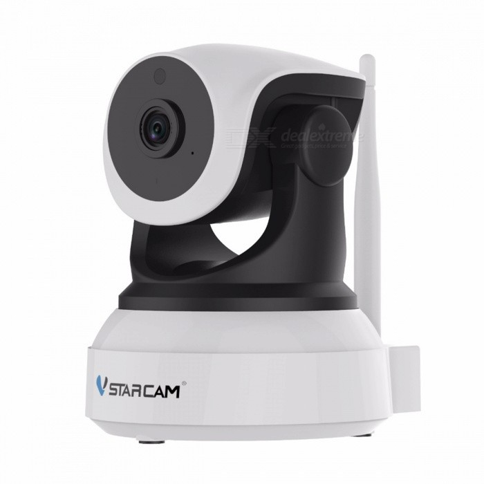 Buy VSTARCAM C7824WIP 720P 1.0MP Security IP Camera - White (EU Plug) with Litecoins with Free Shipping on Gipsybee.com