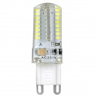 exLED G9 3W 6000K 180lm 64-SMD 3014 White Lamp (110V / 220V / 2PCS)