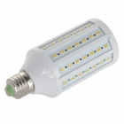 E27 15W 5730 SMD 84-LED 3000K bulbo blanco caliente de 1400lm (110 ~ 130V)