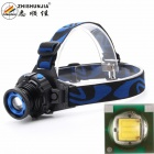 ZHISHUNJIA K16-XPE Q5 400lm Lampe rechargeable blanche 3 modes
