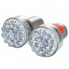 12V 18-LED Brake Light for Vehicles (Red 2-Pack)