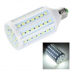 E27 15W LED Light Ampoule Lampe Froid Blanc 84-5730 SMD 1400lm (AC110 ~ 130V)