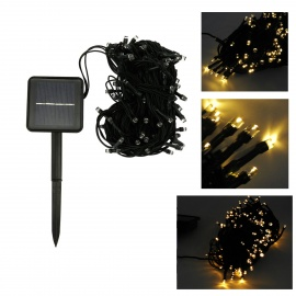 IN-Color-IN-100-2W-Solar-Powered-Warm-White-Light-100-LED-String-Light